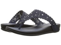 Yellow Box Connor Navy Women's Sandals