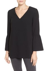 Halogenr Women's Halogen Bell Sleeve Tunic