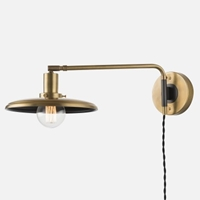 Chapman Swing Plug In Sconce Plug In Fixtures Lighting