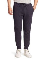 Theory Moris Cotton Jogger Sweatpants Eclipse