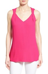 Nydj Women's Twisted Strap Tank Sweet Berry