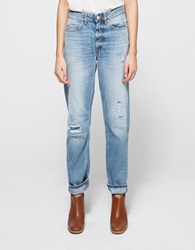 Debbie Jeans In Light Blue