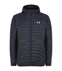 Under Armour Underarmour Hybrid Quilted Jacket Male Black
