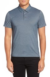 Zachary Prell Men's Tompkins Polo Teal