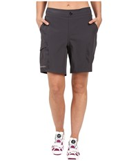 Louis Garneau Radius Shorts Asphalt Women's Shorts Black