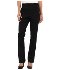 Nydj Petite Petite Bi Stretch Welt Pocket Pant Black Women's Dress Pants