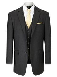 Skopes Neal Suit Jacket Charcoal