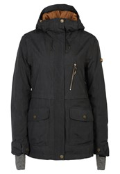 Roxy Tribe Snowboard Jacket Anthracite Black