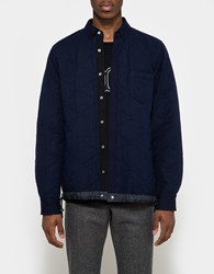 Sacai Shirt In Navy
