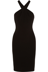 Moschino Cheap And Chic Stretch Crepe Dress