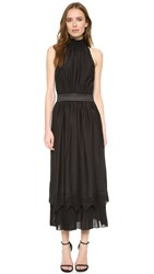 Designers Remix Lydia Maxi Dress Black