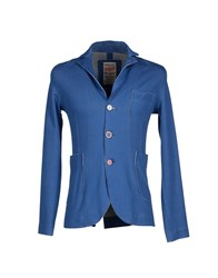 Bob Strollers Bob Suits And Jackets Blazers Men Blue