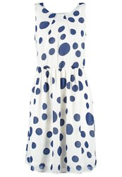 Anonyme Designers Summer Dress Blue