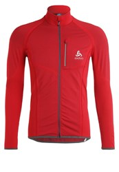 Odlo Velocity Sports Jacket Jester Red