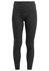 Gap Leggings Charcoal Grey Dark Gray