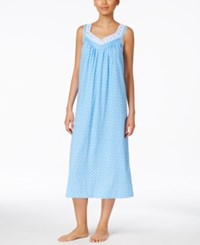 Charter Club Embroidered Trim Nightgown Only At Macy's