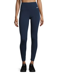 Bench Banded Waist Performance Leggings Blue