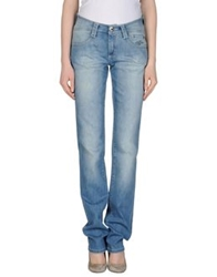 Carlo Chionna Denim Pants Blue