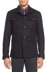 Men's Nau 'Transporter' Jacket Caviar Heather