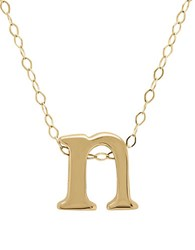 Lord And Taylor 14K Gold Pendant Necklace