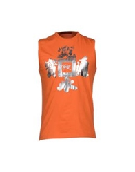 Parasuco Cult T Shirts Orange