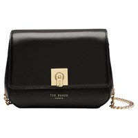 Ted Baker Chelsee Small Colour Block Across Body Bag Black