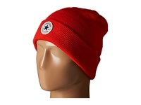 Converse Core Flat Knit Watchcap Signal Red Caps Multi