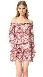 Stone_Cold_Fox Lily Dress Isabel Print