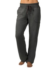 Jockey Relaxed Fit Solid Pants Grey