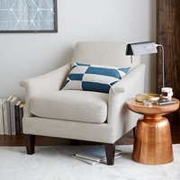 Martini Side Table Copper West Elm