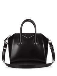 Givenchy Antigona Small Leather Tote Black