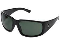 Von Zipper Palooka Black Vintage Grey Sport Sunglasses