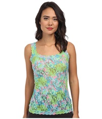 Hanky Panky Loves Lilly Pulitzer Checking In Unlined Cami Checking In Women's Lingerie Green