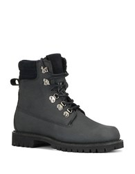 Marc New York Henshaw Lace Up Leather Boots