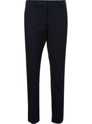 Joseph Ankle Length Pants Blue