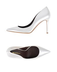 Bruno Magli Footwear Courts Women White