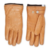 Norse Projects Tobacco Brown X Hestra Utsjo Gloves