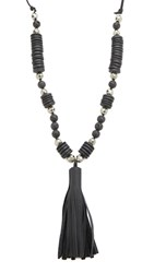 Hipchik Couture Mandee Necklace Black Multi