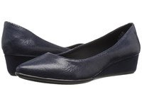 Easy Spirit Avery Navy Reptile Women's Shoes