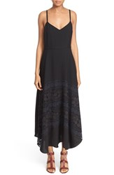 Women's Tracy Reese Lace Trim Slipdress