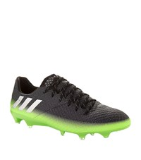 Adidas Messi 16.1 Firm Ground Boots Male Black