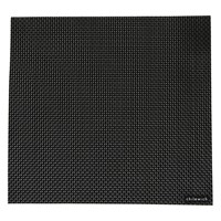 Chilewich Basketweave Square Placemat Black
