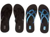 Teva Olowahu 2 Pack Mibob Pintado Blue Women's Sandals