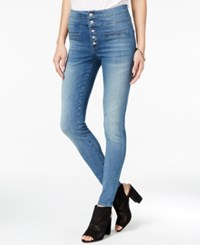 Celebrity Pink Body Sculpt By Juniors' The Slimmer High Waist Skinny Jeans Desert Party