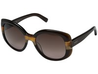 Salvatore Ferragamo Sf793s Brown Orange Fashion Sunglasses Multi