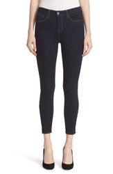 L'agence Women's 'Andrea' Ankle Zip Skinny Jeans