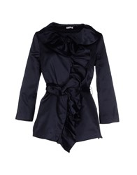 P.A.R.O.S.H. Suits And Jackets Blazers Women Dark Blue