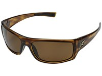 Von Zipper Scissorkick Polarized Tobacco Tortoise Bronze Wildlife Polar Sport Sunglasses Black