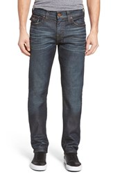 True Religion Men's Brand Jeans Geno Straight Leg Jeans