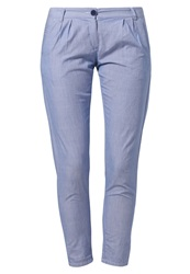 Ltb Mirabel Chinos Blue Thin Stripes Light Blue